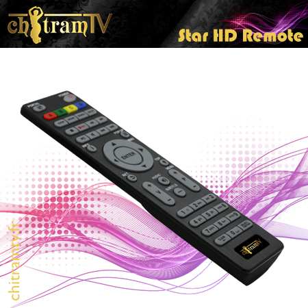 Star HD Remote