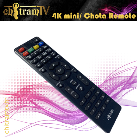 4K mini / Chota Remote