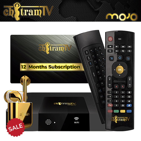 Chitram Mojo + 12 months Subscription