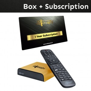 Universe HD + One Year Subscription