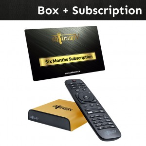 Universe HD + Six Months Subscription